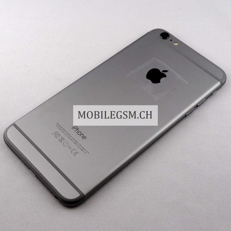 iphone 6 gehäuse schwarz
