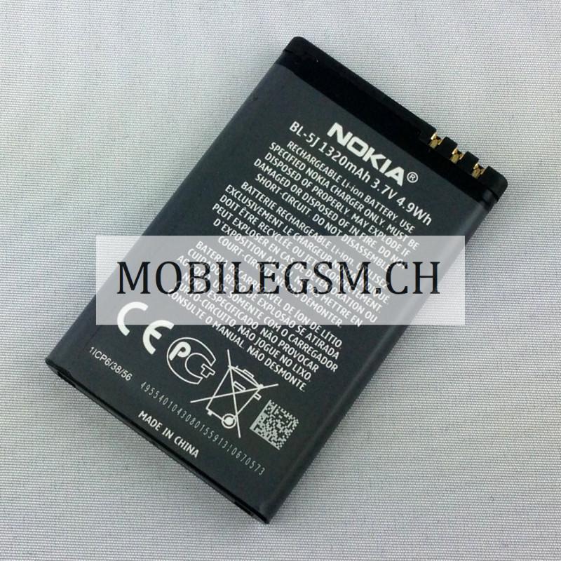 0670573 Original Nokia Akku BL-5J