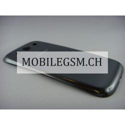 Akkufachdeckel Samsung Galaxy S3 Gt-i9300 Original Gray