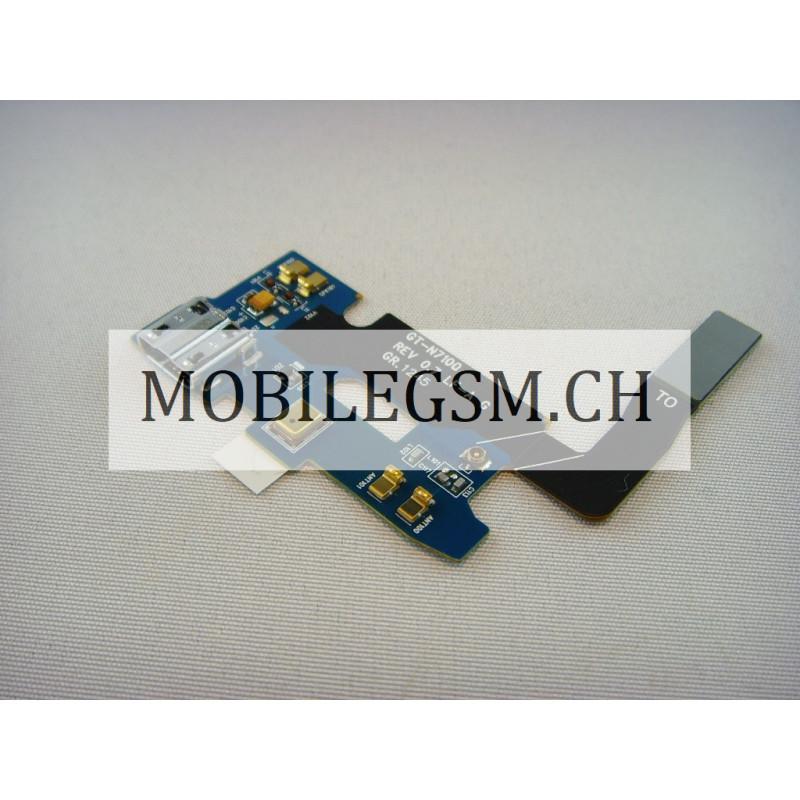 Original Micro usb anschluss MikrofonFlex Kabel + Micro