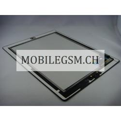 Touchscreen iPad2 Glas iPad 2 Digitizer  Schwarz