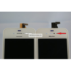 Lcd iPhone 4 Lcd Display Glas iPhone 4 Full Set