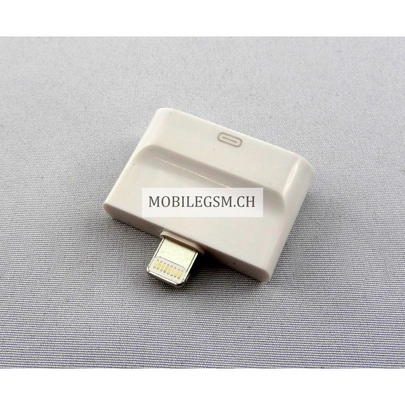adapter 2w1 lightning auf 30 pin microusb iphone 5. Black Bedroom Furniture Sets. Home Design Ideas