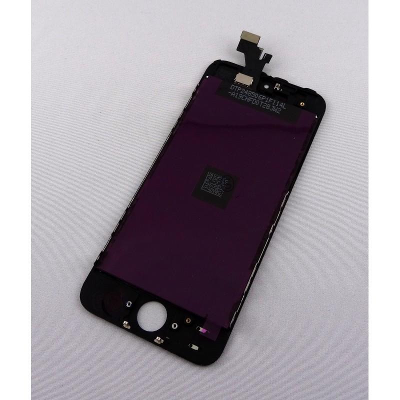 b ware lcd display iphone 5 schwarz kopie mobilegsm. Black Bedroom Furniture Sets. Home Design Ideas