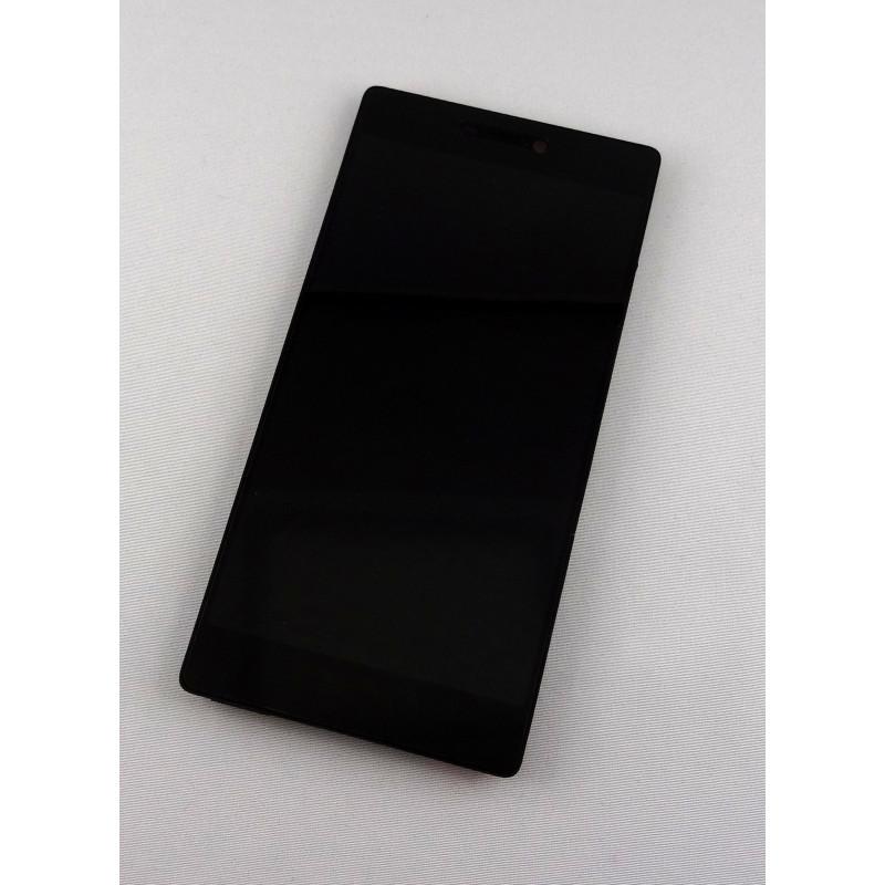 02350grw original lcd display schwarz komplet mit akku. Black Bedroom Furniture Sets. Home Design Ideas