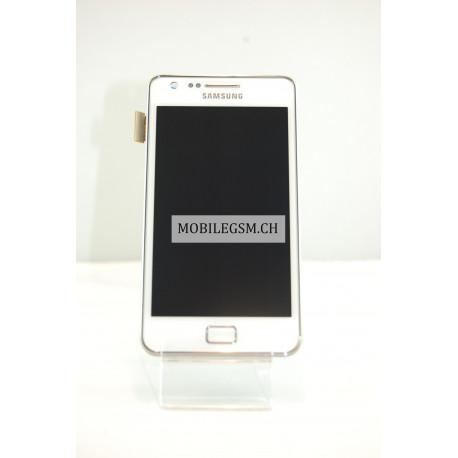 GH97-14301B Original Samsung GT-I9105P WEISS