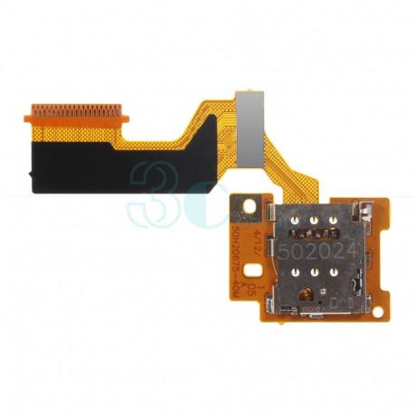nano sim Halterung Flex Kabel HTC One M9