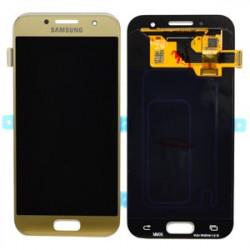 GH97-19732B LCD Display Original Gold Samsung A3 Generation 2017 SM-A320F