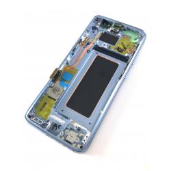 GH97-20457D Original LCD Display in Blau für Samsung Galaxy S8 SM-G950F