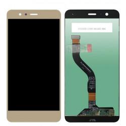 OEM Lcd Display Glas Gold Huawei P10 Lite