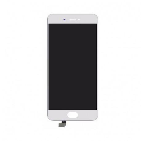 LCD Display ohne Rahmen in Weiss für Xiaomi Mi 5S