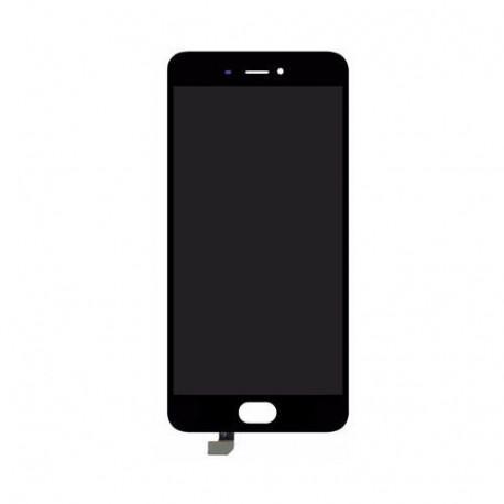 LCD Display ohne Rahmen in Schwarz für Xiaomi Mi 5S