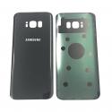 OEM Back Cover Akkudeckel Galaxy S8 PLUS mit Kleber in Schwarz