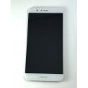 Lcd Display Huawei Honor V9 Weiss