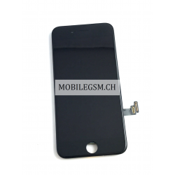 iPhone 8 Lcd Display Glas Touchscreen Schwarz