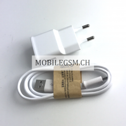 EP-TA50EWE Original Samsung Ladegerät MicroUSB in Weiss ECB-DU4AWE