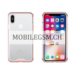 Schutzhülle, Etui für iPhone X Pink Protective Case