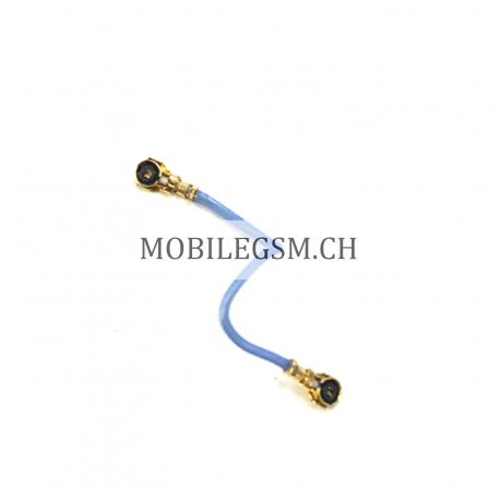 Koaxial Antennen Kabel BLAU für HTC 10